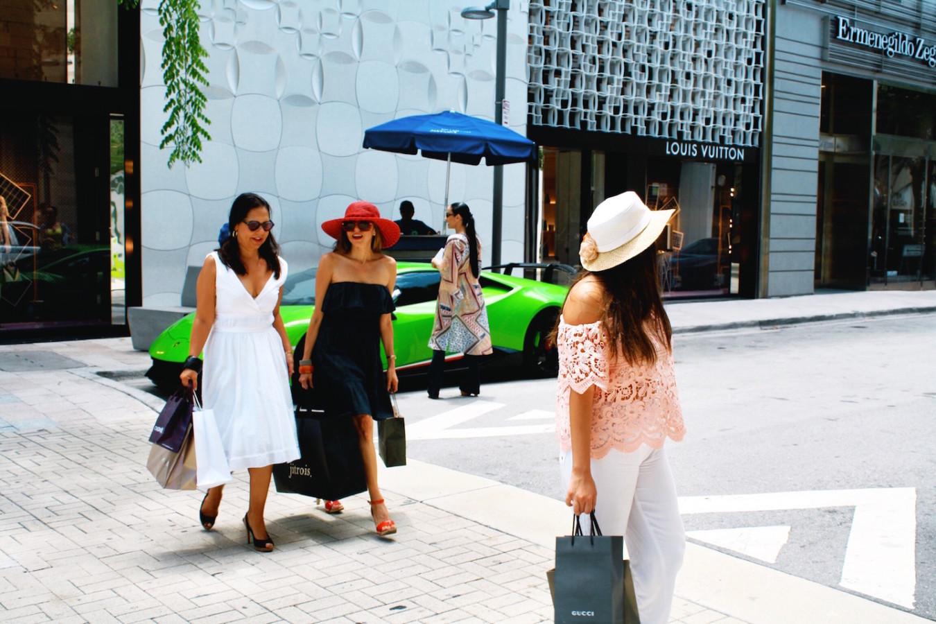 Couturista Shopping in Miami DesignDistrict