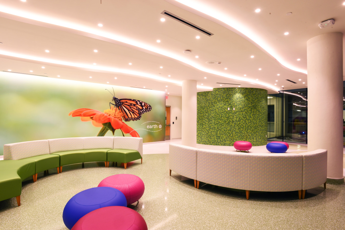 Advanced Pediatric Care Pavilion