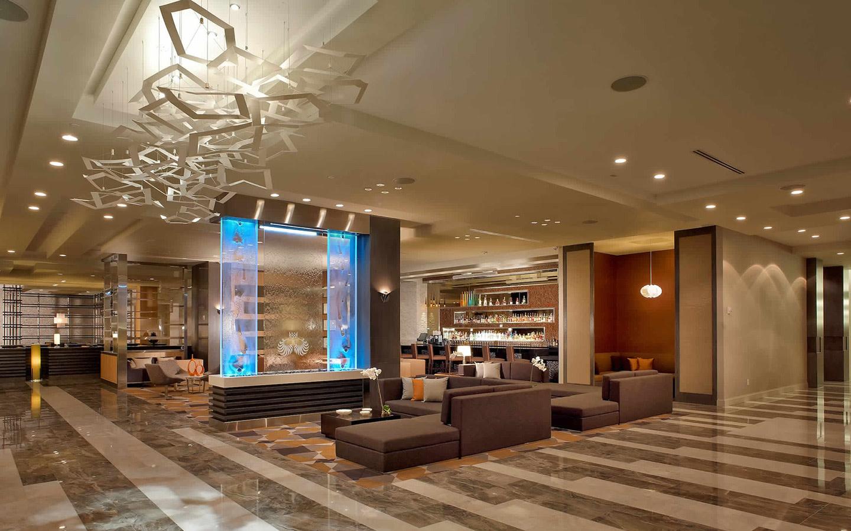 EB Hotel Miami lobby