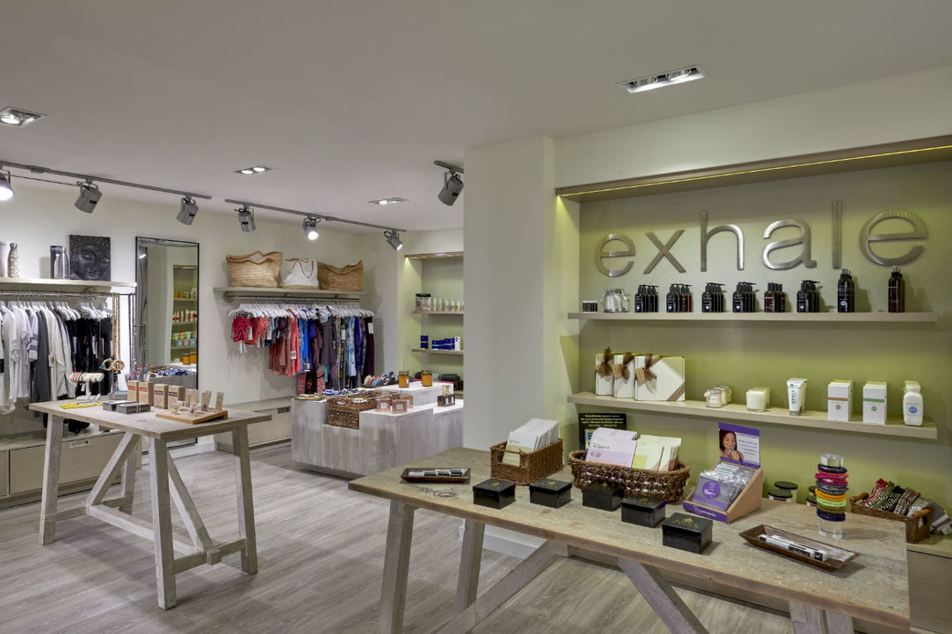 Exhale Wellbeing Boutique