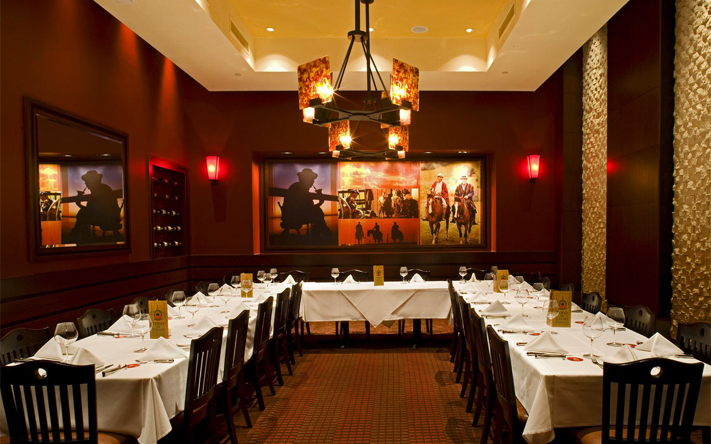 Fogo de Chao Private Dining Room