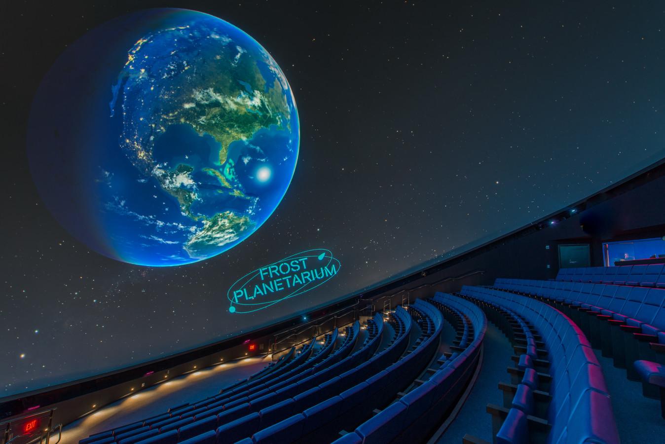 Frost Planetarium