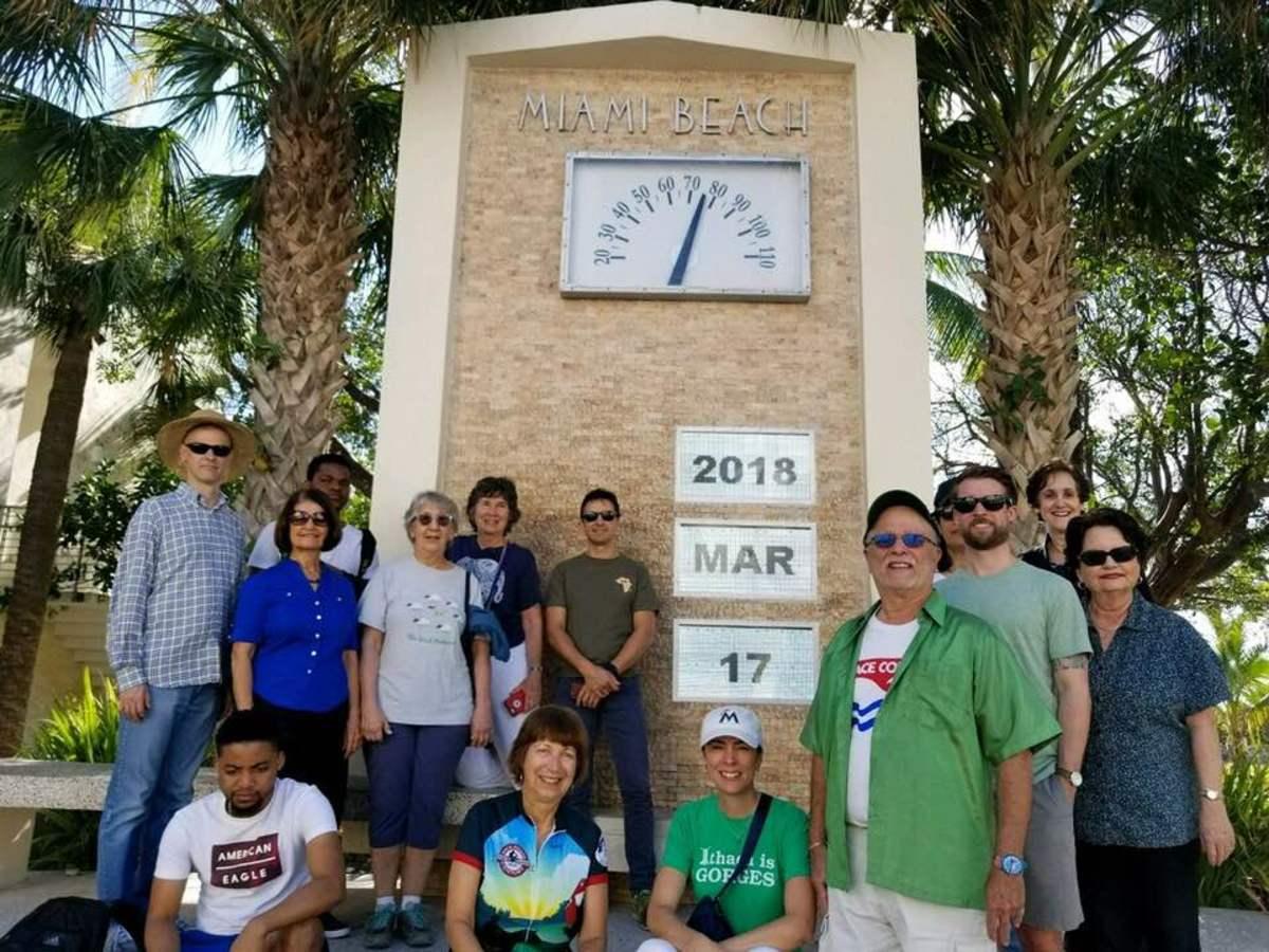 Miami Beach Walking Tour