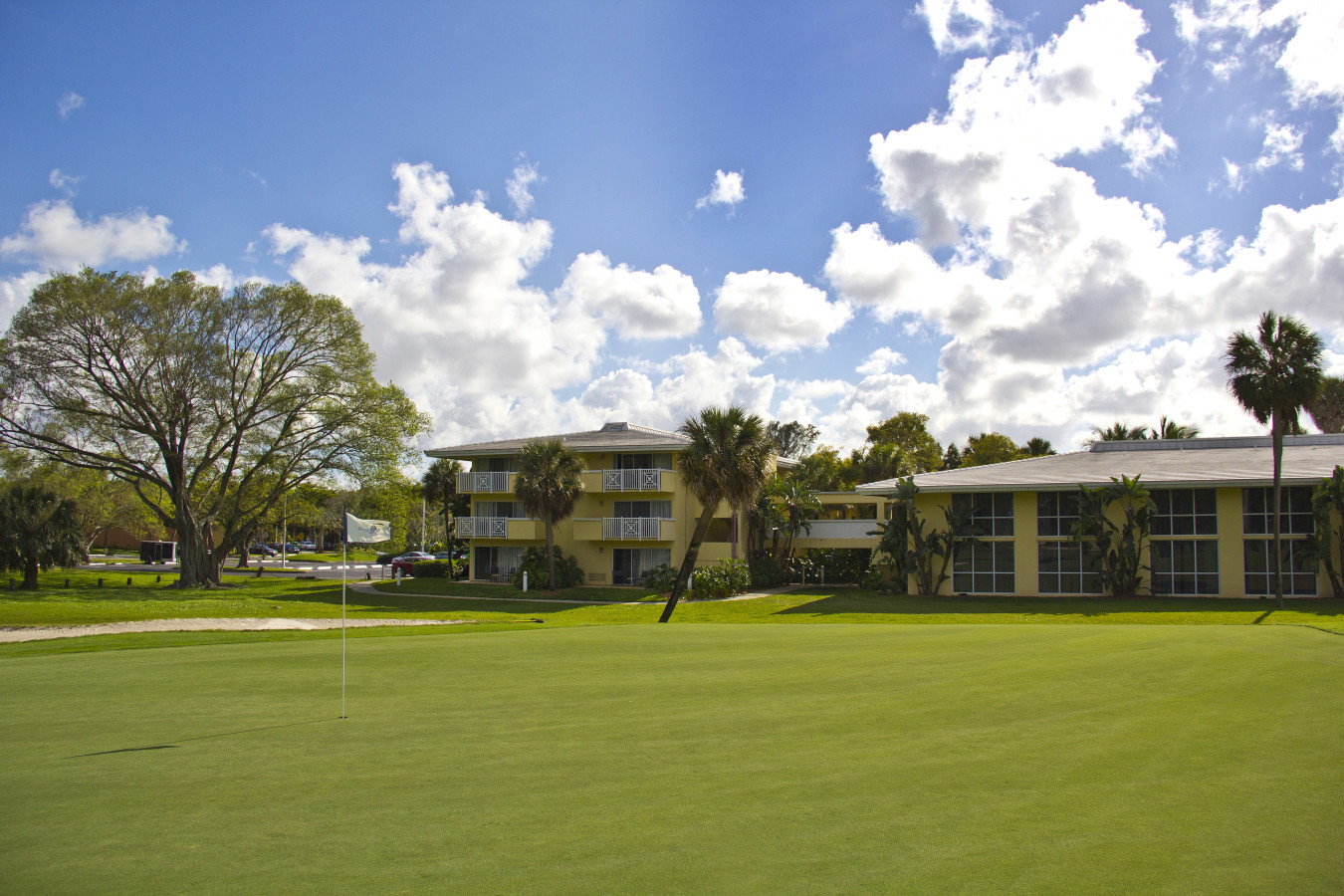 MLHG高尔夫球场景观