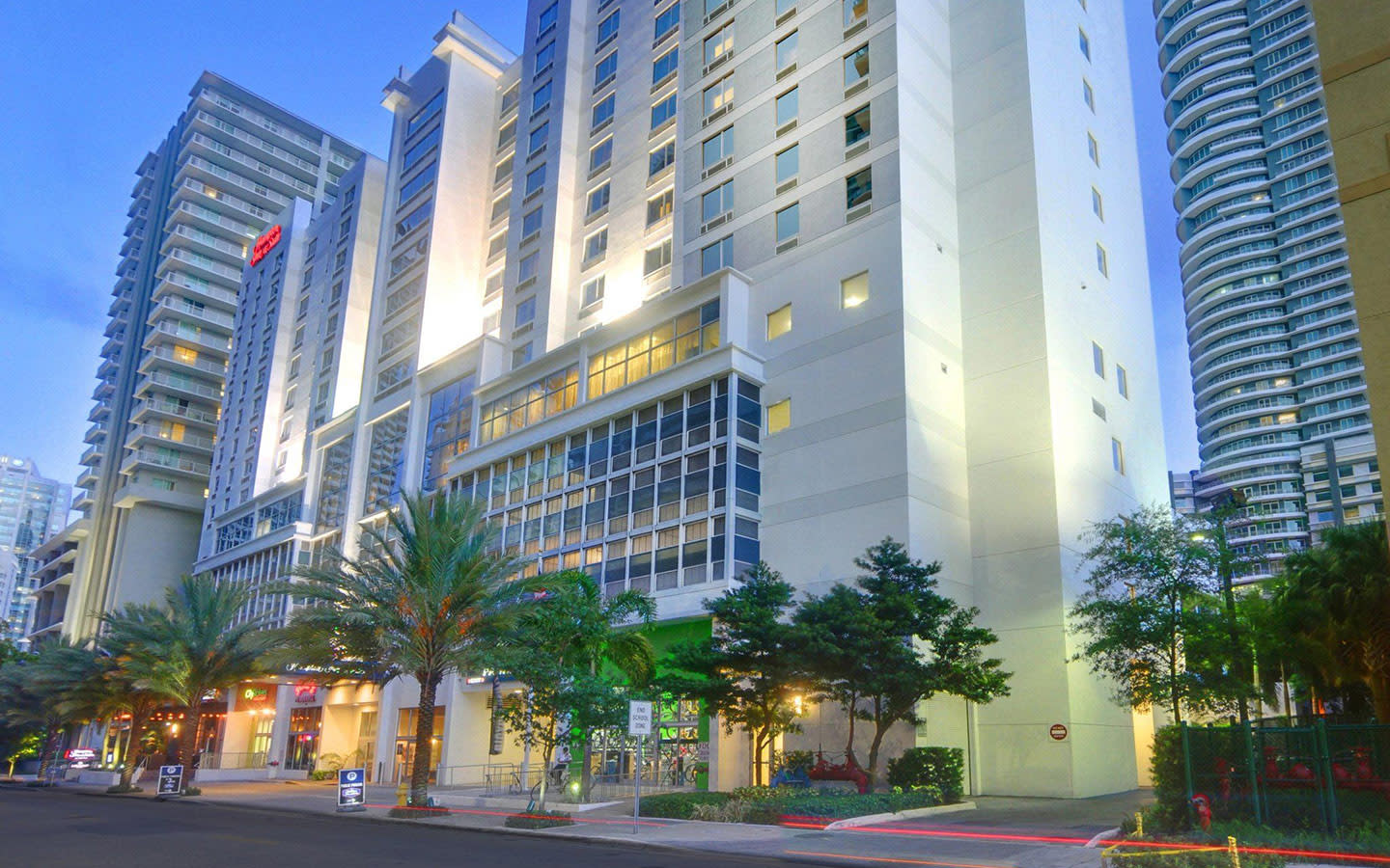 Hampton Inn & Suites por Hilton Miami Brickell Downtown