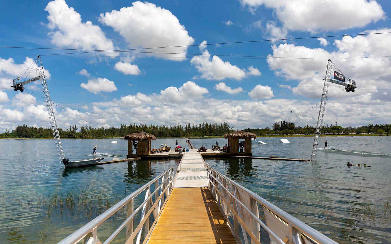 Amelia Earhart Park Watersports Complex
