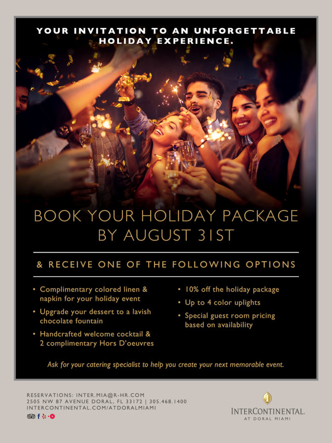 Your Invitation To An Unforgettable Experience
