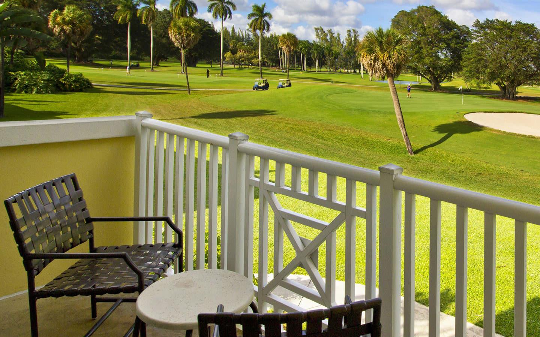 Hotel Indigo гольф