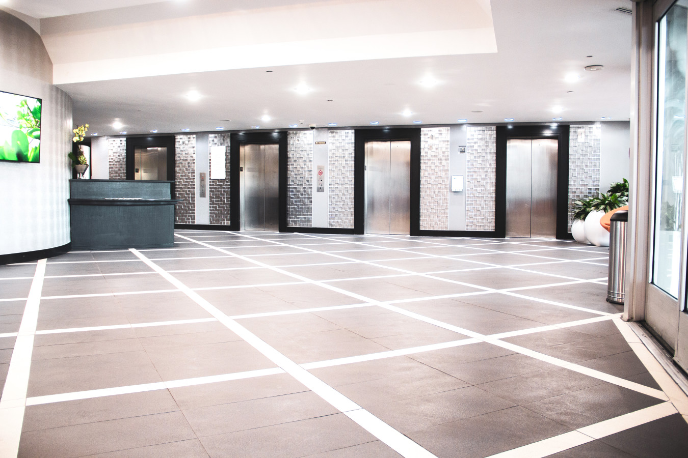 Motor Lobby Elevators