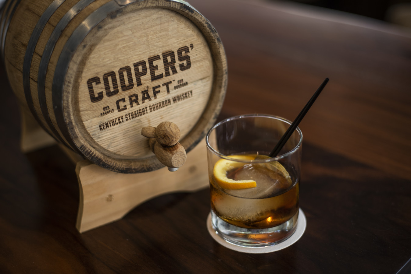 Fashioned 107 (Cooper Landing)