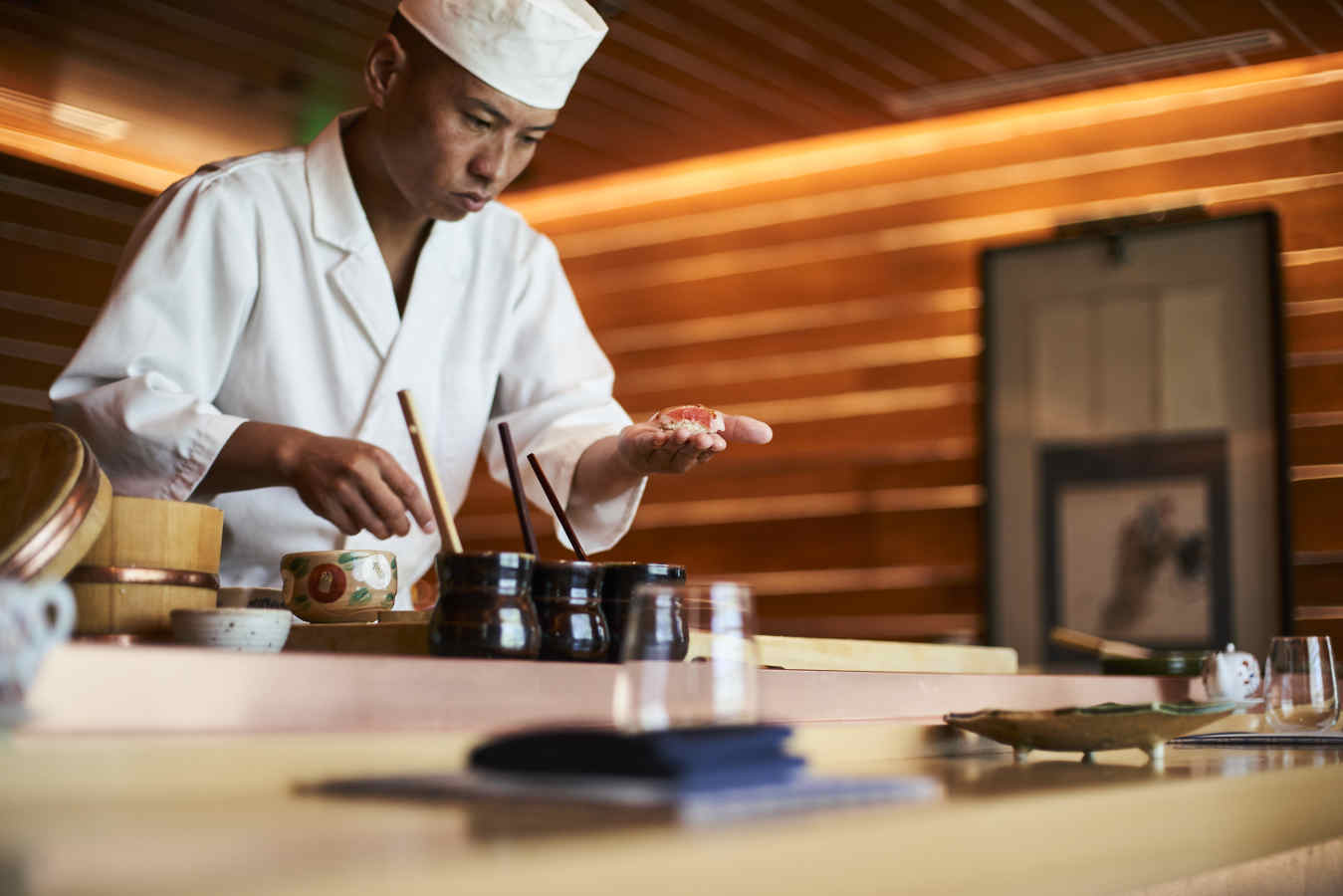 The Best Omakase Experience