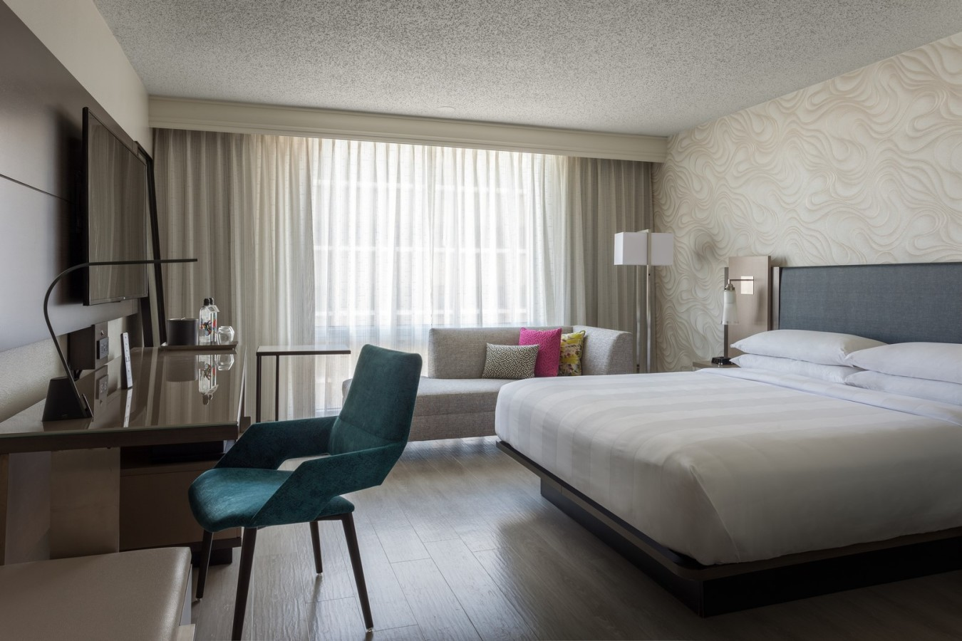 Newly Redesigned Guest Rooms