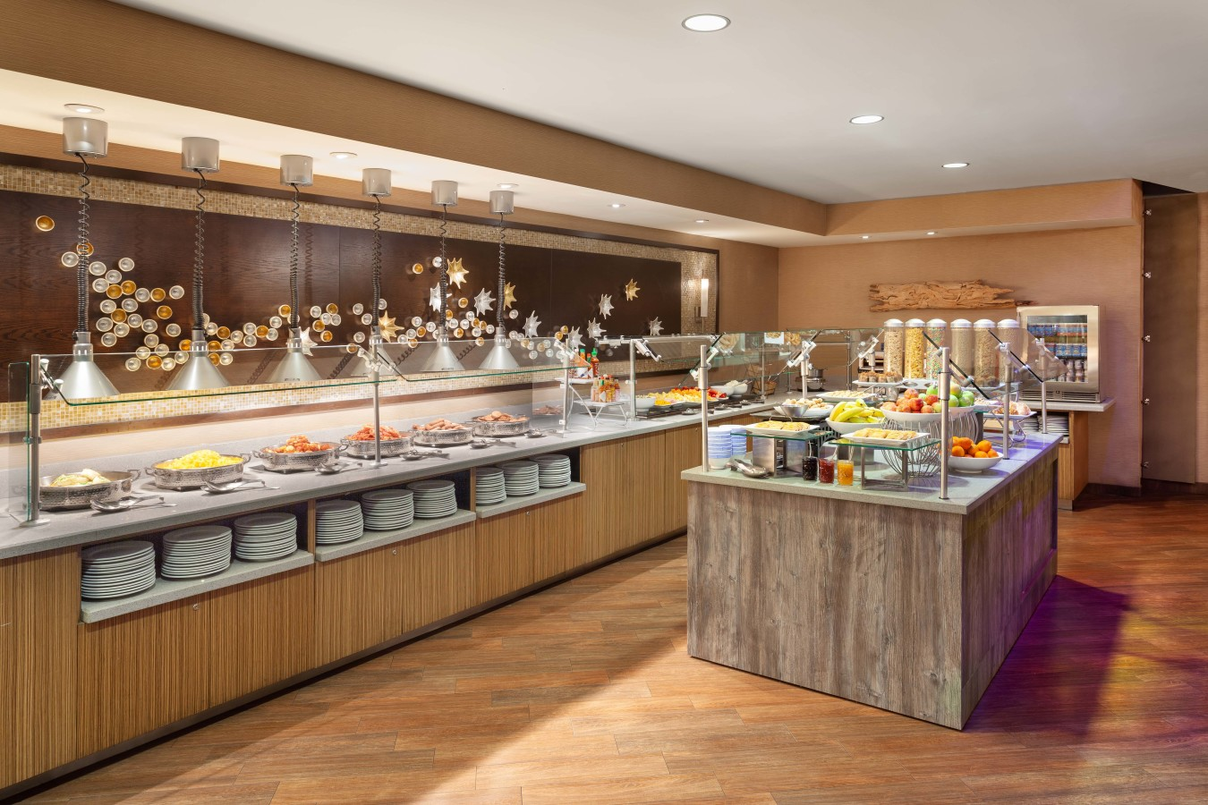 Catch Restaurant - Breakfast Buffett