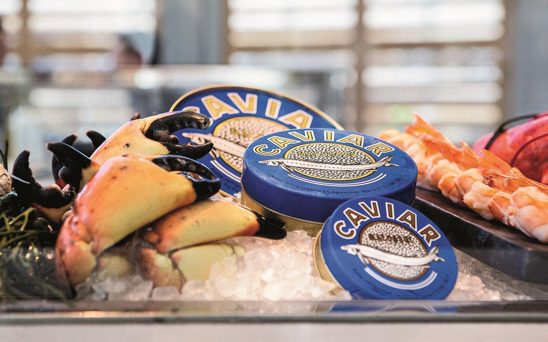 Caviar de mercado