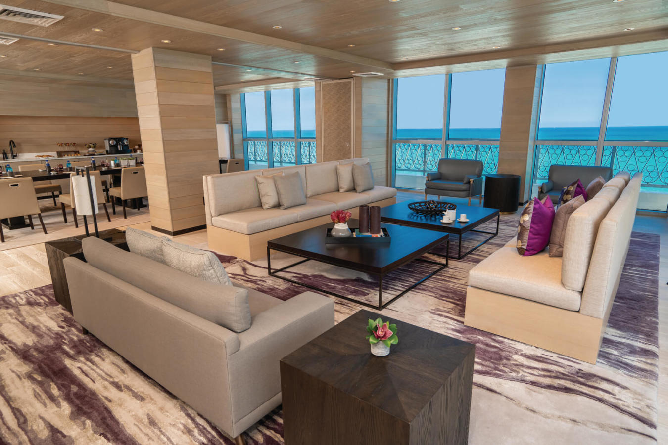 Nobu Penthouse Meeting Space