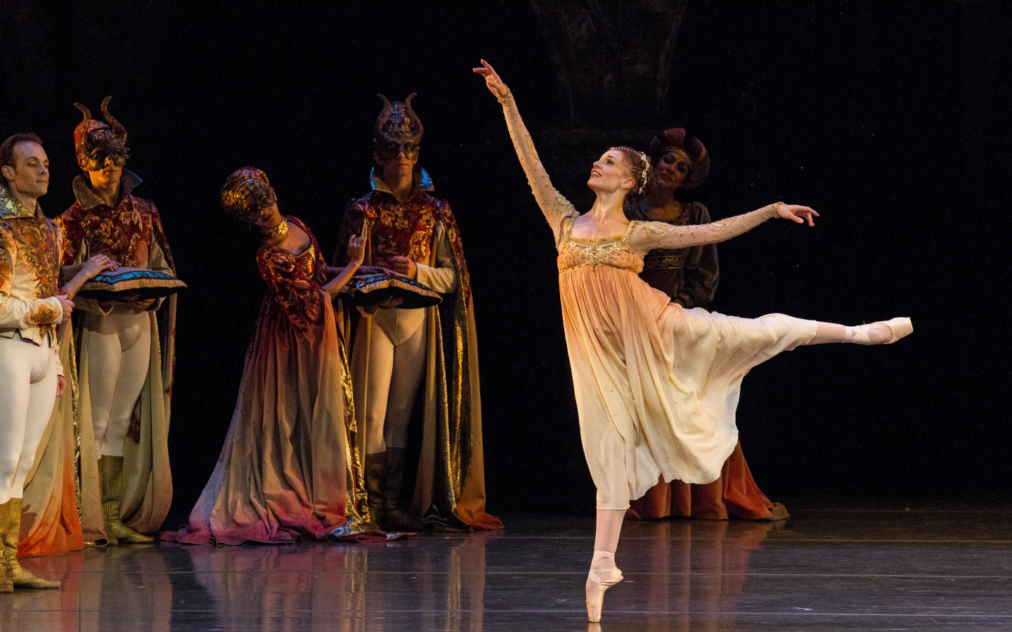Miami City Ballet -Resident Company of the Arsht