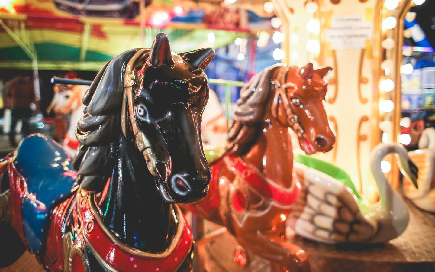 Miami-Dade County Youth Fair Carousel