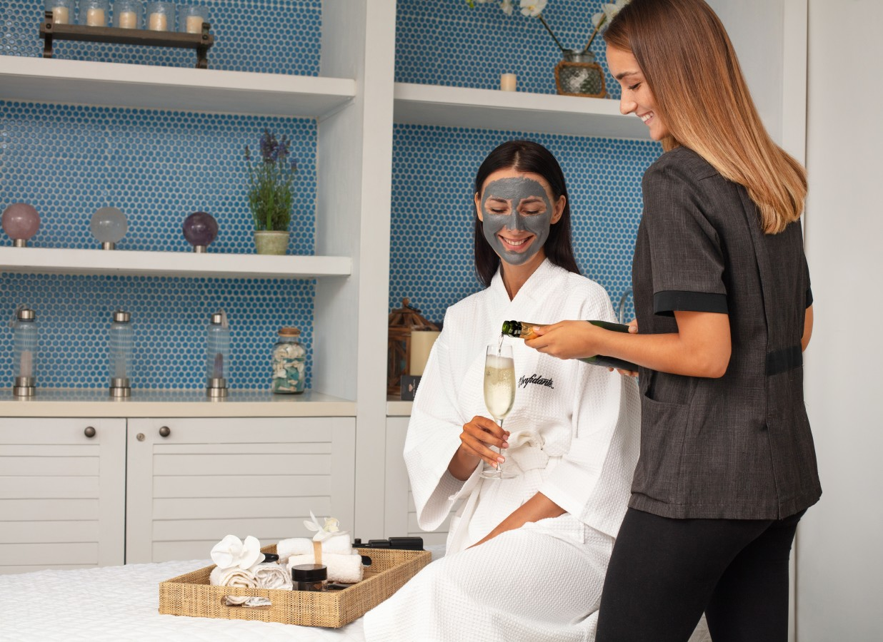 Youth Magnet Mask at The Spa at The Confidante