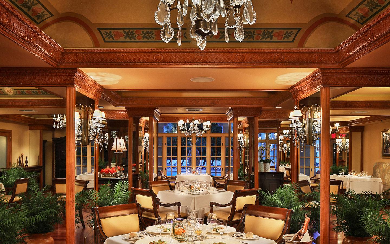 Palme D'Or Award Winning French Restaurant