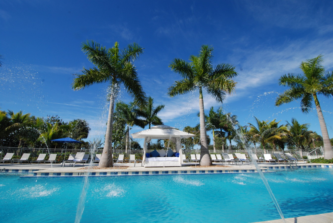 Swimming Pool at Provident Doral at The Blue
