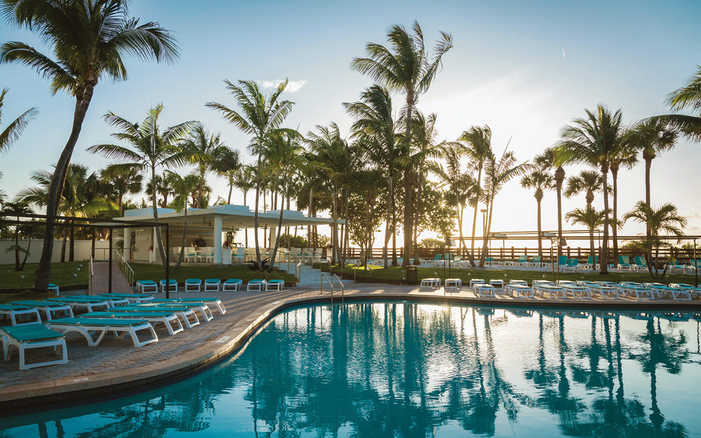 Riu Plaza Miami Beach - Swimming Pool