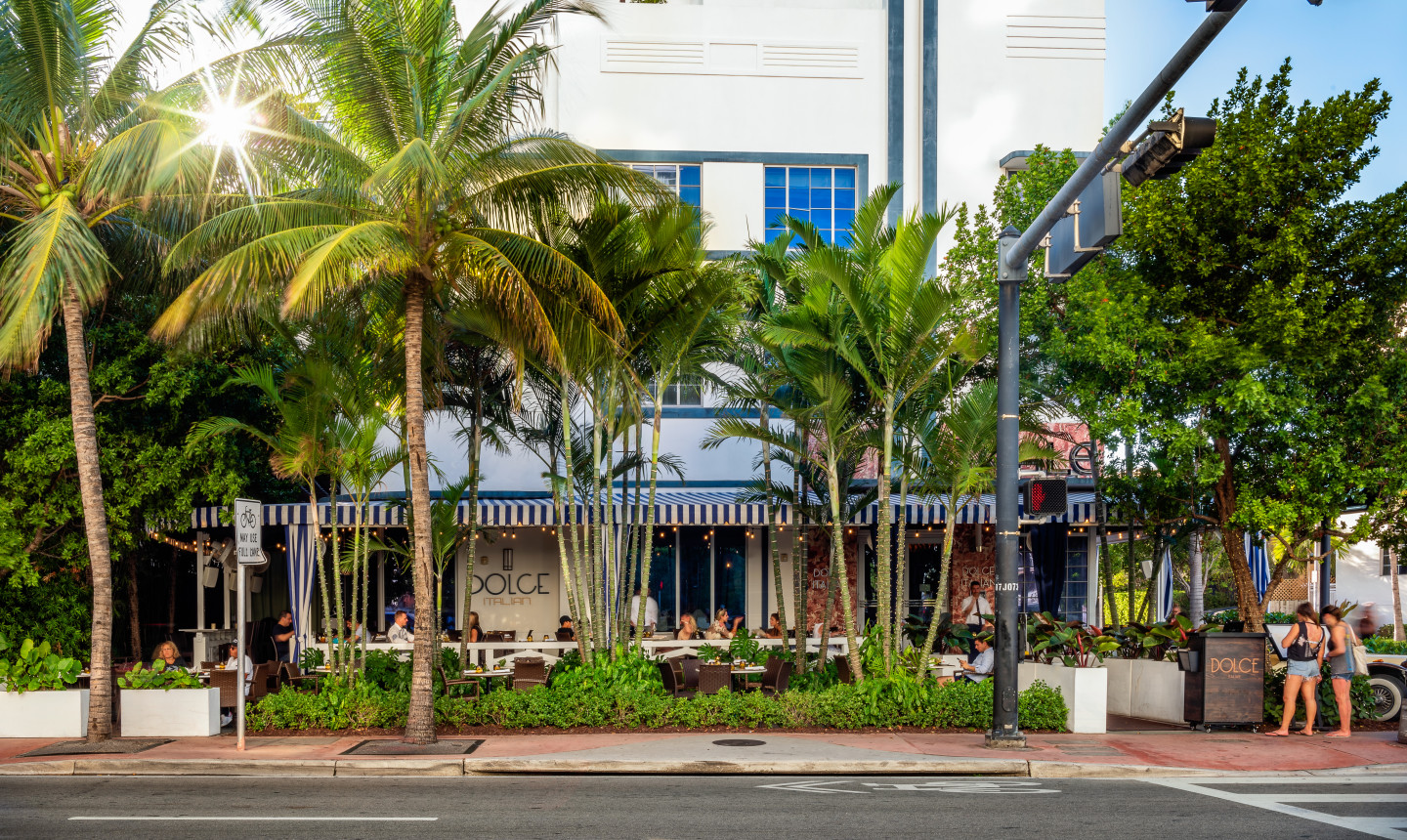 In the Heart of South Beach