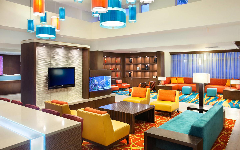 Residence Inn Miami AirportHotel Lobby