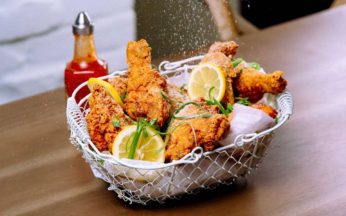 Root & Bone South Miami Chicken Basket