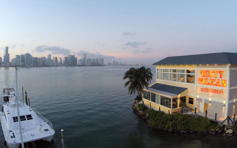 Rusty Pelican Miami