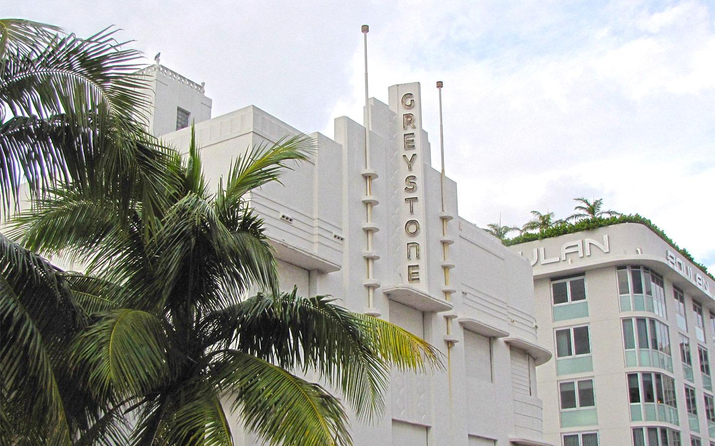 The Greystone Hotel