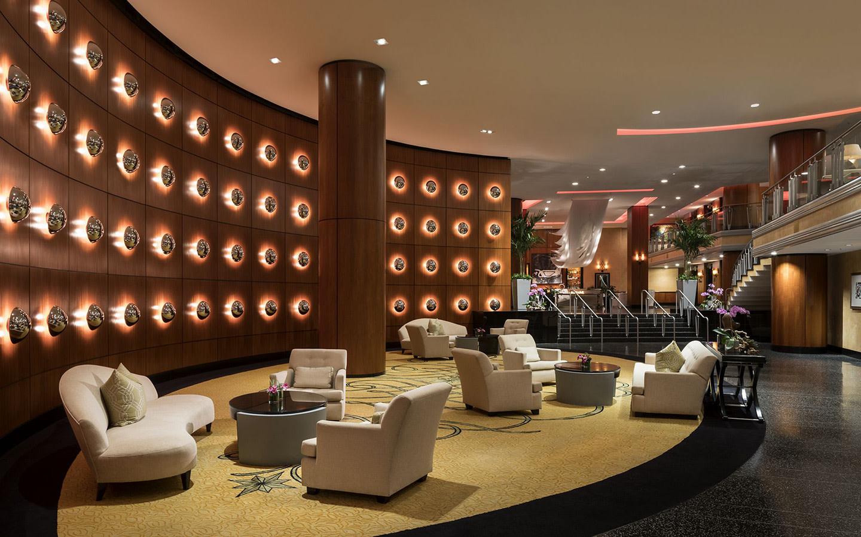 The Ritz-Carlton, South Beach lobby
