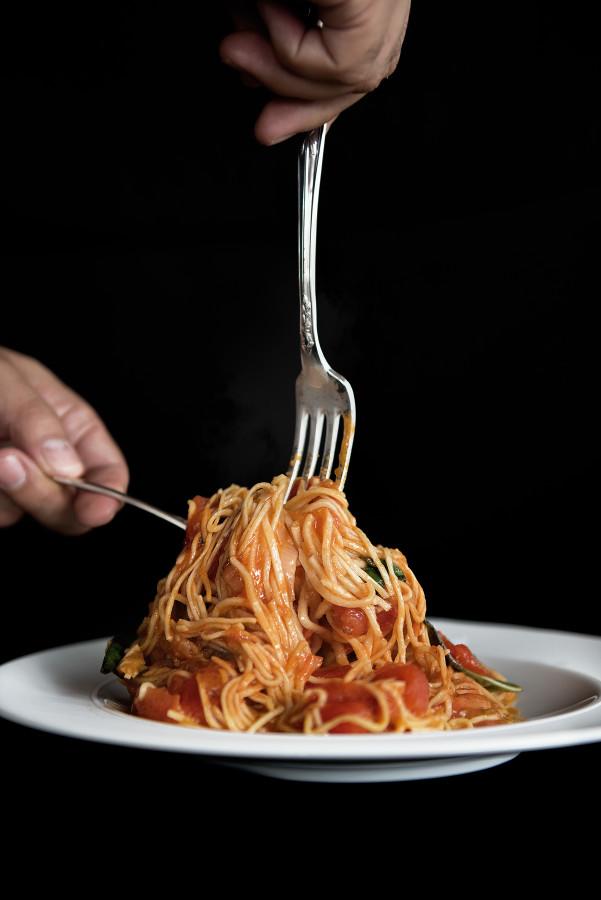 Tomato Tagliolini