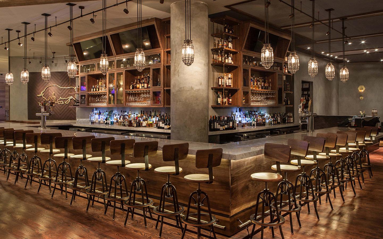 Toro Toro Restaurant & Bar Area