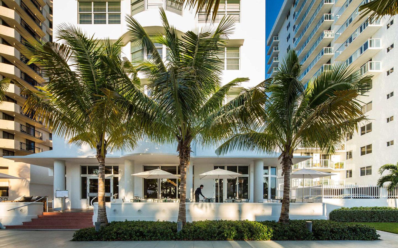 Traymore Restaurant at COMO Metropolitan Miami Beach