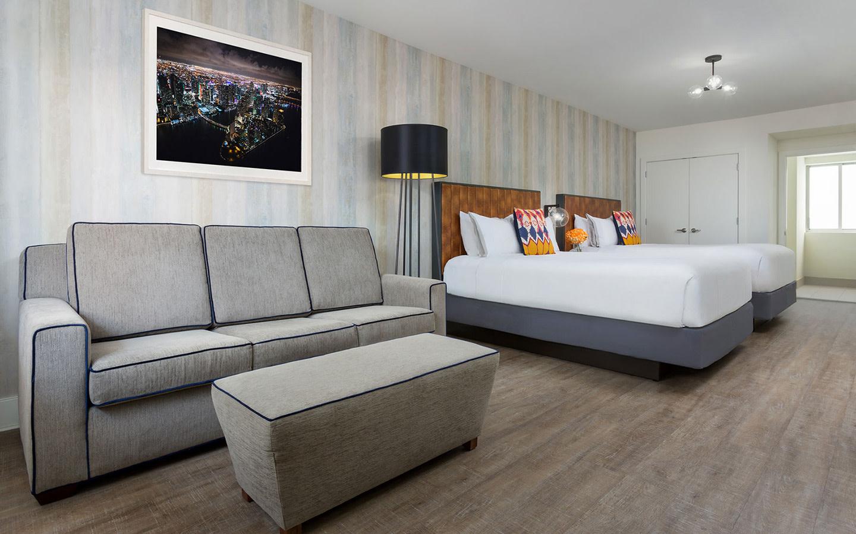 Premier Two Queen Room ADA