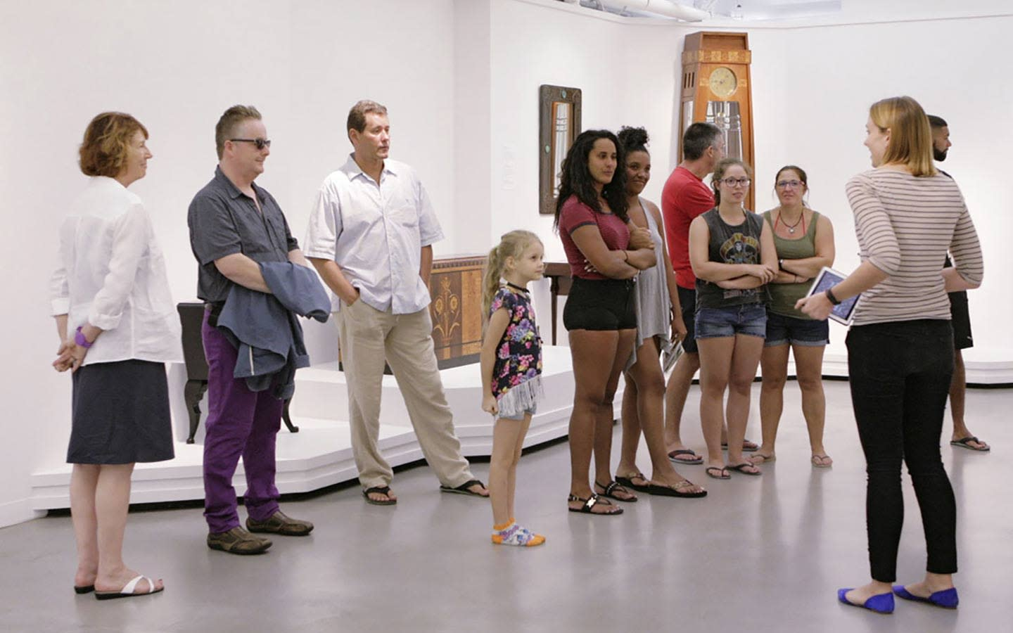 Wolfsonian FIU - Free Friday Guided Tour