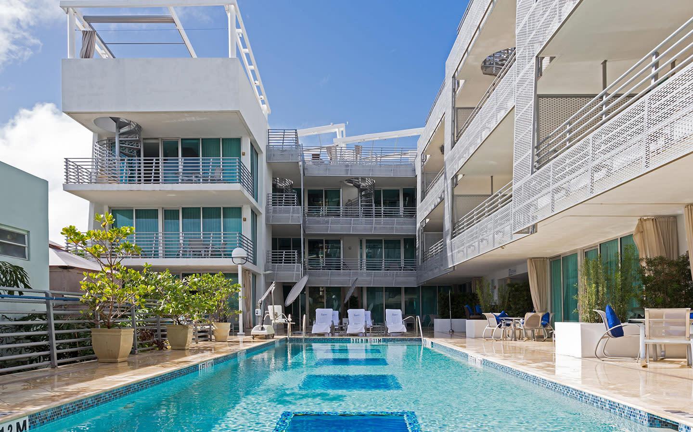 Z Ocean Pool Terrace