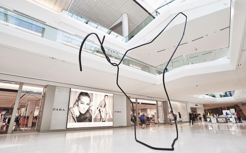 Aventural Mall Art