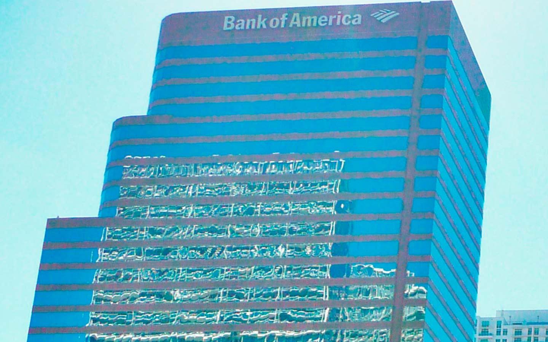 Bank of America Brickell Avenue