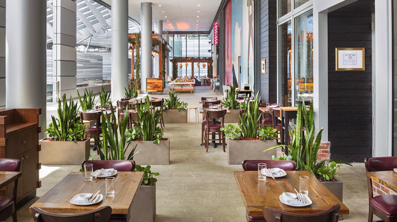 Dining at Brickell City Centre