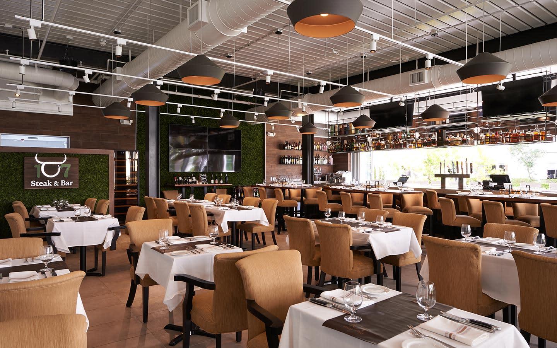 107 Steak & Bar