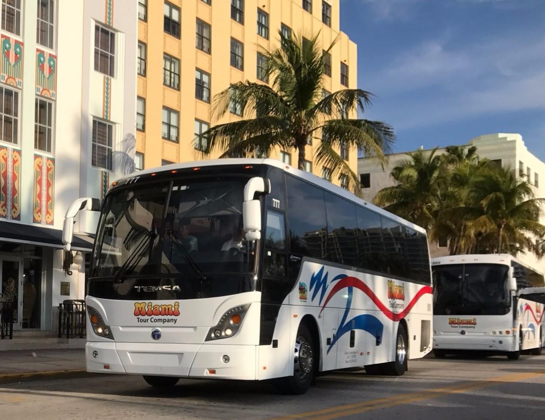 40 Passenger Buses