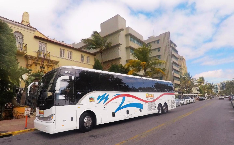 56 Passenger Bus