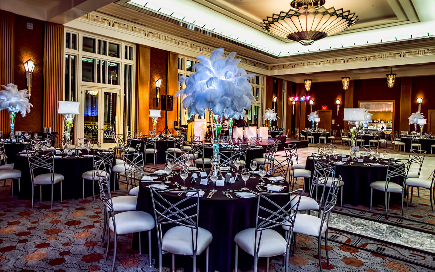 Pilar Pava Events worked with Flora Couture at The Smith Center
