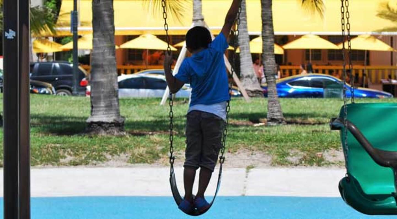 Amor de niños Lummus Park