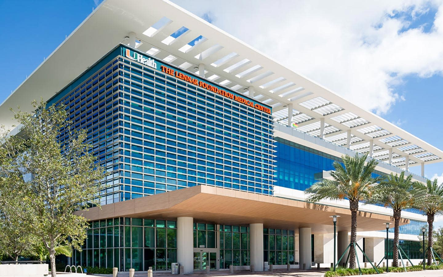 University of Miami Health System in Downtown Miami Area