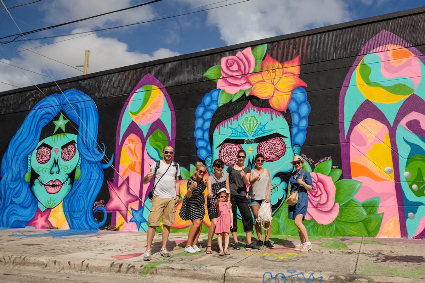 Wynwood walking tour