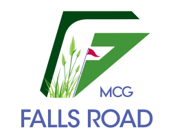Falls Road Golf Course logo thumbnail
