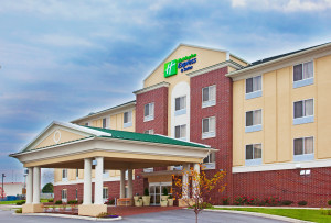 HOLIDAY INN EXPRESS & SUITES: CHICAGO SOUTH - LANSING