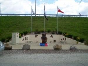 VFW POST 450 IRAQI MEMORIAL